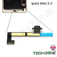 Ipad Mini 2 Mini 3 Puerto De Carga Flex Cargador Cable Conector Rayo Negro