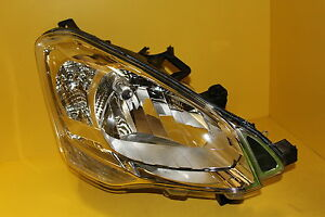 Fits Citroen Berlingo Headlight Lamp Off Side Right Front 2008 RHD