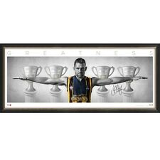 Greatness - Luke Hodge Personally signed Wings