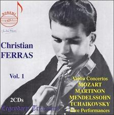 Christian Ferras 1, New Music