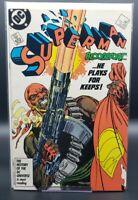 Superman # 4 - 1st appearance Bloodsport Idris Elba - Suicide Squad DC Comics