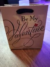 Lot Of 3 Hallmark Extra Small Jewelry Valentine's❤  Day Gift Bags