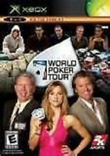 Xbox =World Poker Tour (Rare Game) New  PAL