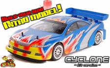 New Cyclone Self Build Nitro RC Car Kit 2.4GHz