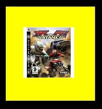 MX vs ATV Untamed PS3 PlayStation 3 Brand New