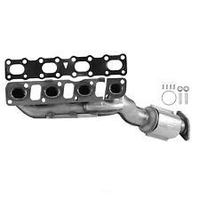 Exhaust Manifold with Integrated fits 2004-2016 Nissan Titan Armada NV2500,NV350