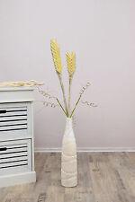 Kunstpflanze Blume Frucht Ast Deko künstlich Zweig gelb 90 cm Schaumpflanze