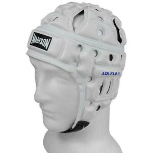 Air Flo Football Small 54cm Headgear in White from Madison