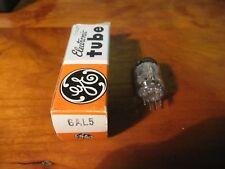 NIB Vintage GE Electronic Tube 6AL5  #4