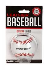 Franklin Baseball Leder/Kork,Rubber, Blister, Baseball, Ballsport, Ball, Leder,