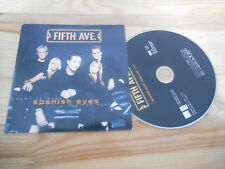 CD POP Fifth Ave. - Spanish Eyes (1) canzone PROMO WEA CB