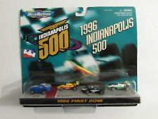 Micro Machines 1996 First Row Indianapolis 500 MOC 74972 galoob 1997 Stewart