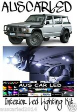 Bright White Led Interior Light Nissan Patrol GQ for Base Model Non Roof Console