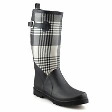 Ladies Womens Waterproof Wellies Winter Rain Snow Festival Wellington Boots Size