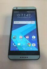 HTC Desire 550 16GB - Black - Cricket -  Fully Functional - READ BELOW
