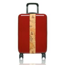 Trolley Alviero Martini 1A Classe solid case spinner S BVG5405500 glossy red