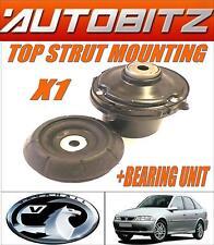 FITS VAUXHALL ZAFIRA 1999-2006 MKI FRONT TOP STRUT MOUNTING+BEARING X1