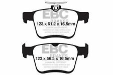DPX2153 EBC Ultimax REAR Brake Pads fit AUDI A3 (8V)