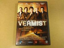 DVD / VERMIST ( JAN VERHEYEN, KEVIN JANSSENS, JOKE DEVYNCK... )