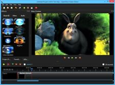 Video Editor Software (openshot) Download