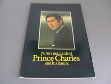 Picture Postcards Book of Prince Charles And Princess Diana 1981