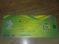 Ticket Italy - Ghana 2006 WORLD CUP game #9