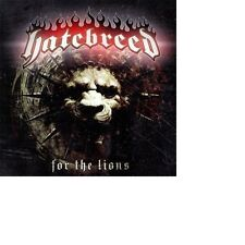 HATEBREED - FOR THE LIONS  CD NEU