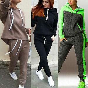 Plus Size Sweatshirt Tracksuits Sets For Women For Sale Ebay