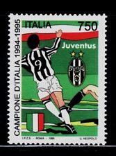 SELLOS DEPORTES FUTBOL. ITALIA 1995 2124 1v.