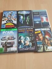 DVDs Science Fiction Sammlung