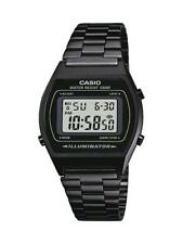Casio Collection Herrenuhr B640WB-1AEF Digital Schwarz
