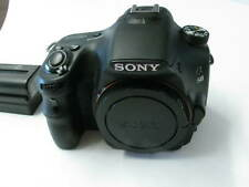 Sony Alpha SLT-A58 20.4MP Digital SLR Camera  BODY ONLY 2 BATTS AND CHARGER