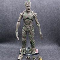 Big Groot Action Figure Toy Model Guardians of The Galaxy Tree 40 cm Avengers