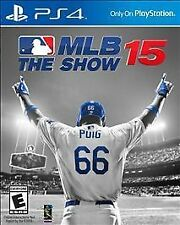 MLB 15: The Show - Sony Playstation 4 Game - Complete