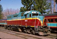 Mount Hood RR SDCX 02 at Hood River OR 2020 Original 35mm slide.