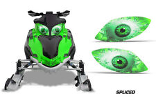 AMR Racing Arctic Cat Firecat Sled Snowmobile Headlight Stickers Eye Graphics SG