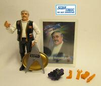 1993  Playmates Star Trek Next Generation Montgomery Scott Complete Figure