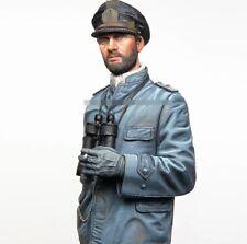 "1/16 Scale ""Sub Commander"" Resin Figure Kit Unassembled Unpainted"