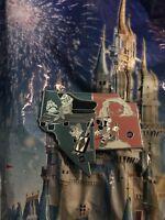 Disney Parks LR Trading Pin American Adventure EPCOT MYSTERY UT NV Utah CHASER