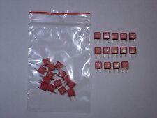 14x WIMA MKS2 220nF für/for TDA1541 Koppelkondensator decoupling capacitor