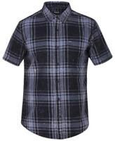 NEW MEN/'S Hurley Archer Plaid Shirt Mica Blue sz XL $55 #97-02466