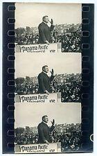 5 Photos San Francisco 1915 - Panama Pacific - Jim Rolph - Tirages d'époque -
