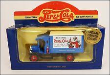 "Dennis 1926 Delivery van Truck Pepsi Cola Lledo - Days Gone ""Vanguard""  Art:VD01"