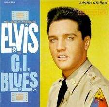 ELVIS PRESLEY G.I. Blues BRAND NEW CD Buy 2 + and SAVE $