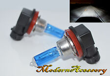 2 Pcs White H11 55/60W Xenon HID Halogen Bulb For Fog Light Running Daylight A