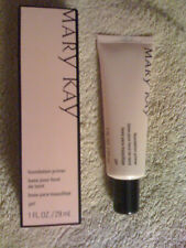 2 Mary Kay Foundation PRIMER Sunscreen SPF 15 Brand New EXPIRES 01/20 LOT OF 2
