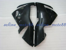 Left Right Side Lower Cowl Fairing Fit For Kawasaki Ninja ZX10R 2004-2005 Black