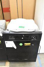 "Ge Gsd3300Kbb 24"" Black Full Console Dishwasher Nob #60910"