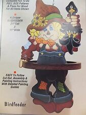 Freddy The Fast Food Fly Thru Scarecrow by Workshoppe Originals Painting Pattern