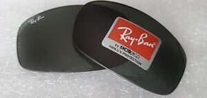 New Ray-Ban RB3445 Replacement lenses GREEN Classic G-15 100% Authentic 61mm
